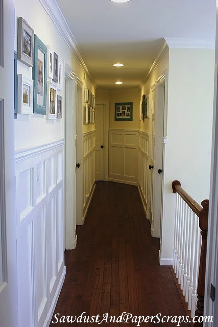 House Tour - Stairs and Hallway