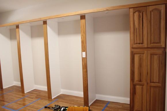 Master Closet Remodel   Before!