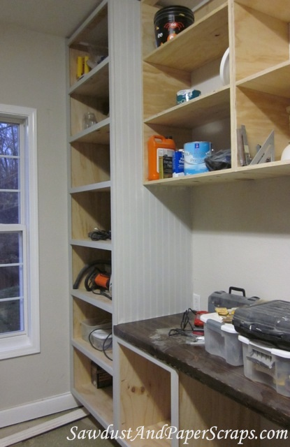 How To Apply Beadboard Cabinets Sawdust Girl