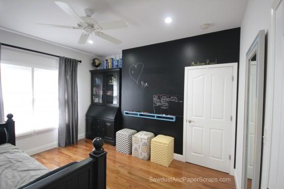World Art Bedroom re-do