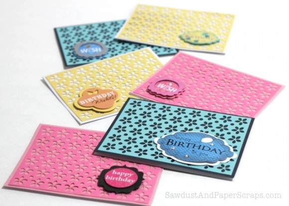 Teachers Gift Handmade Birthday Cards